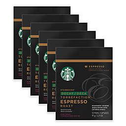 Starbucks® Verismo™ 72-Count Decaf Espresso Pods