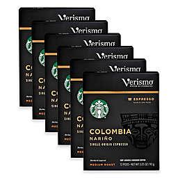 Starbucks® Verismo™ 72-Count Colombia Narino Espresso Pods