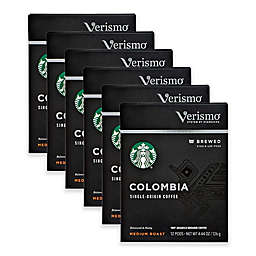 Starbucks® Verismo™ 72-Count Colombia Brewed Coffee Pods