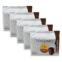 Gevalia 60-Count Dark Breakfast Blend Coffee T DISCs for Tassimo™ Beverage System