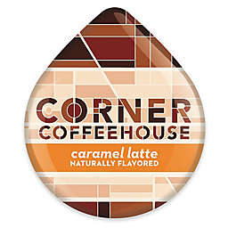 Corner Coffeehouse 40-Count Caramel Latte Coffee T DISCs for Tassimo™ Beverage System