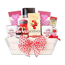 Alder Creek Breakfast for My Valentine Gift Basket