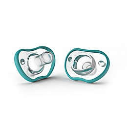 Nanobebe Flexy 0-3M 2-Pack Pacifiers