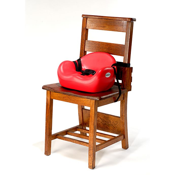 Alternate image 1 for Keekaroo® Cafe Booster Seat in Cherry