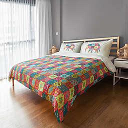 Designs Direct Boho Tile Duvet Cover