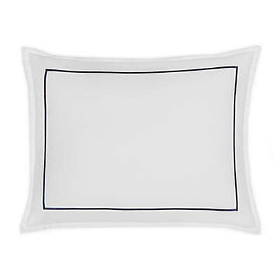Flatiron® Hotel Satin Stitch Pillow Sham