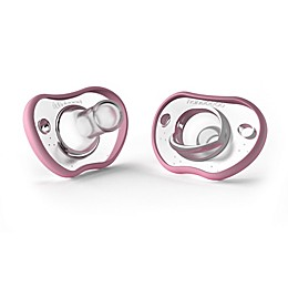 Nanobebe Flexy 3M+ 2-Pack Pacifiers