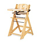 Keekaroo® Height Right High Chair with Tray in Natural