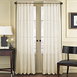 J. Queen New York™ Summit Rod Pocket Window Curtain Panel