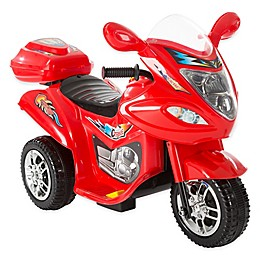 Lil' Rider 3-Wheel Ride-On Motorcycle