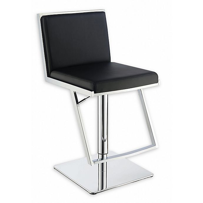 Scott Living Dixon Contemporary Adjustable Bar Stool Bed