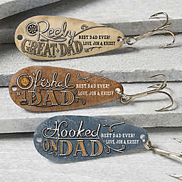 O'Fishal Dad Fishing Lure Set (Set of 3)