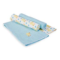 Lamaze® Chicks Flannel Blankets (4-Pack)