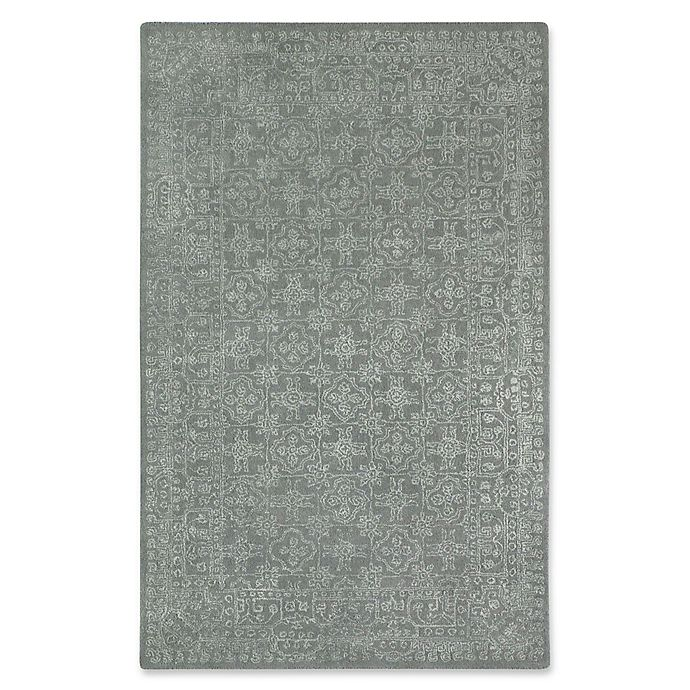 Alternate image 1 for Capel Rugs Interlace 3' x 5' Area Rug in Grey