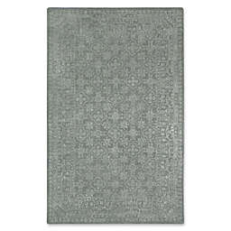 Capel Rugs Interlace 3' x 5' Area Rug in Grey