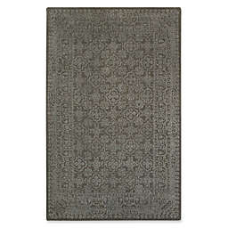Capel Rugs Interlace 5' x 8' Area Rug in Coal