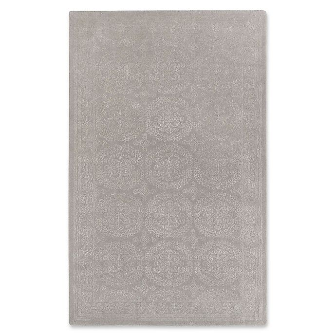 Alternate image 1 for Capel Rugs Interlace 5'x 8' Area Rug in Light Beige