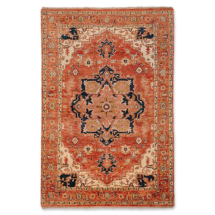 Alternate image 1 for Surya Zeus 12' x 15' Area Rug in Classic Rust/Violet