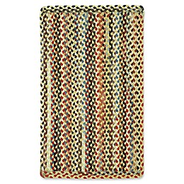 Capel Rugs St. Johnsbury Hand-Braided Accent Rug