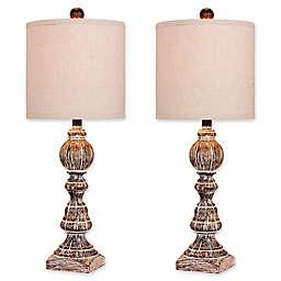Fangio Lighting Balustrade Table Lamp (Set of 2)