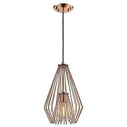 """Filament Design Adams 1-Light 9.25"""" Pendant"""