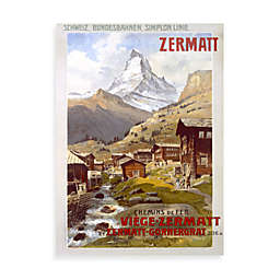 Zermatt Wall Poster