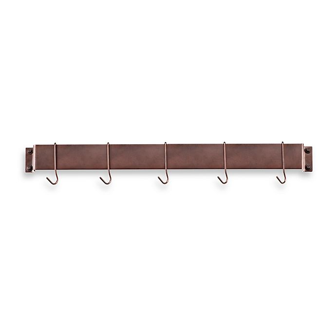 Cuisinart 174 Bar Wall Rack In Oil Rubbed Bronze Finish Bed