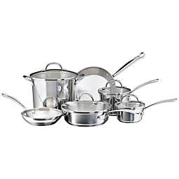 Farberware® Millennium Stainless Steel 10-Piece Cookware Set
