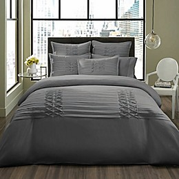 City Scene Triple Diamond Duvet Cover Set