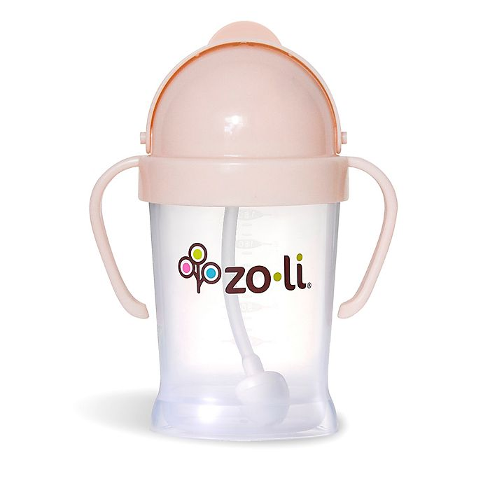Alternate image 1 for ZoLi BOT 6 oz. Straw Sippy Cup