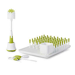OXO Tot® Bottle & Cup Cleaning Set in Green