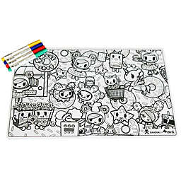 ZoLi tokiMATTIES™ Sweet Shop Placemat