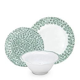 Q Squared Yultetide Melamine Dinnerware Collection