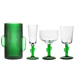 Cactus Drinkware Collection