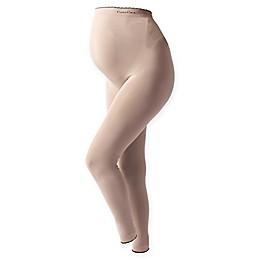 Cache Coeur Illusion Maternity Leggings