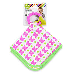 chewbeads® Baby Lovey and Teether