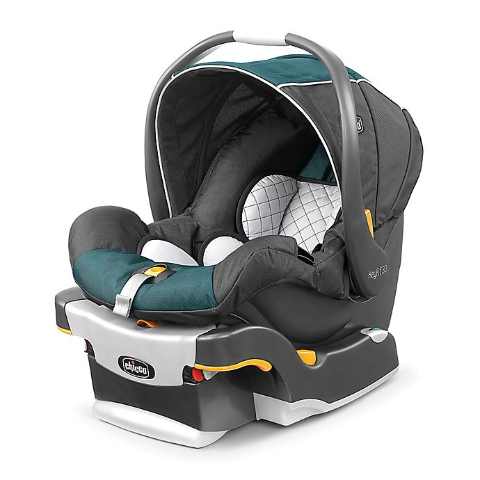 Alternate image 1 for Chicco® KeyFit® 30 Infant Car Seat in Eucalyptus