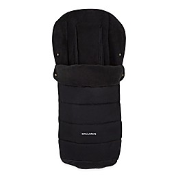 Maclaren Universal Footmuff in Black