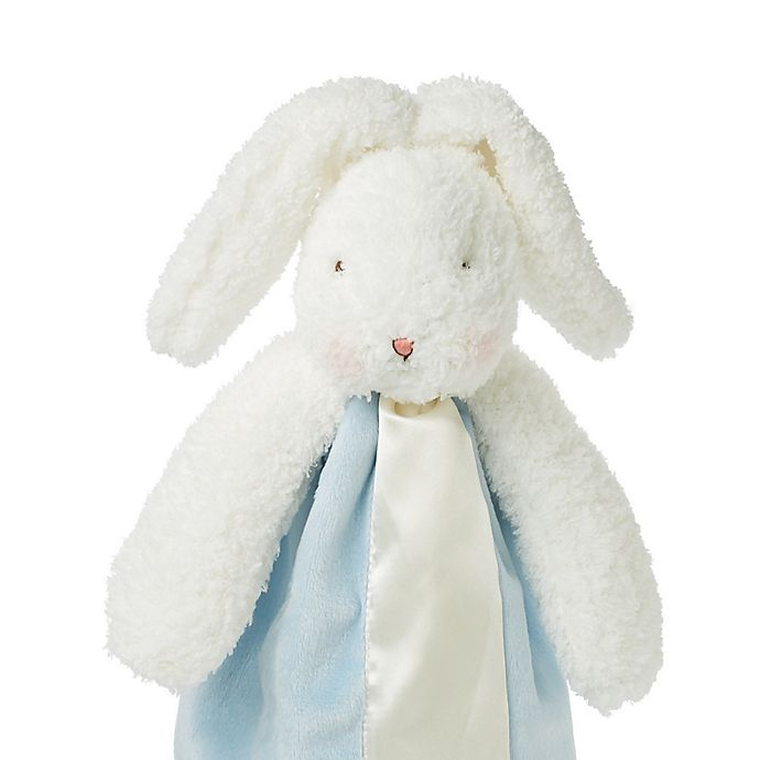 Alternate image 1 for Bunnies by the Bay Buddy Blanket in Blue