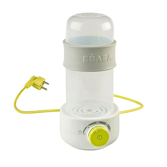 Alternate image 1 for BEABA® BabyMilk Ultra-Fast Bottle Warmer