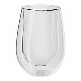 Zwilling J.A. Henckels Sorrento Stemless Red Wine Glasses (Set of 2)