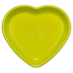 Fiesta® Large Heart Bowl in Lemongrass