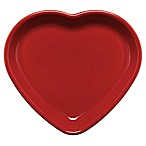 Fiesta® Large Heart Bowl in Scarlet