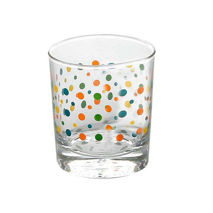 Alternate image 1 for Pasabahce Double Old Fashioned Glasses (Set of 4)