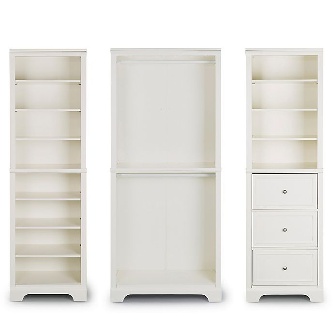 Alternate image 1 for Home Styles Naples Closet Furniture