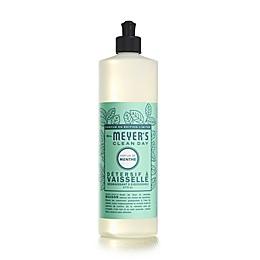 Mrs. Meyer's® Clean Day Mint 16 oz. Liquid Dish Soap