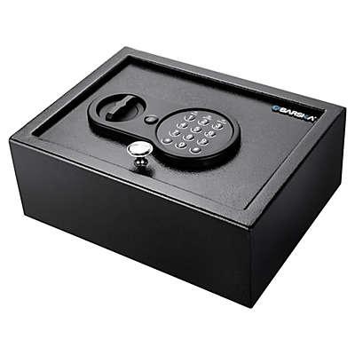 Barska AX12622 Top Opening Keypad Security Safe in Black