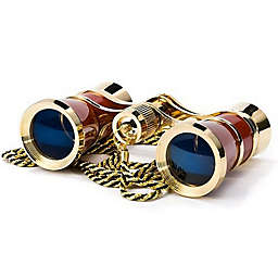 Barska 3x25 Blueline Opera Glasses with Necklace