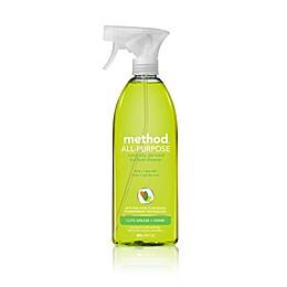 Method® Lime Sea Salt 28 oz. All-Purpose Surface Cleaner