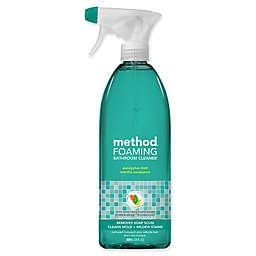 Method® Eucalyptus Mint 28 oz. Foaming Bathroom Cleaner